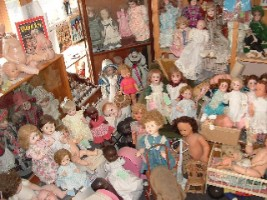 Dolls in need of good homes!